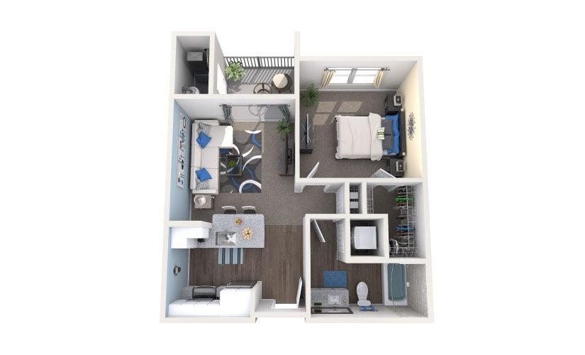 2 Bedroom Apartments In Orlando Fl